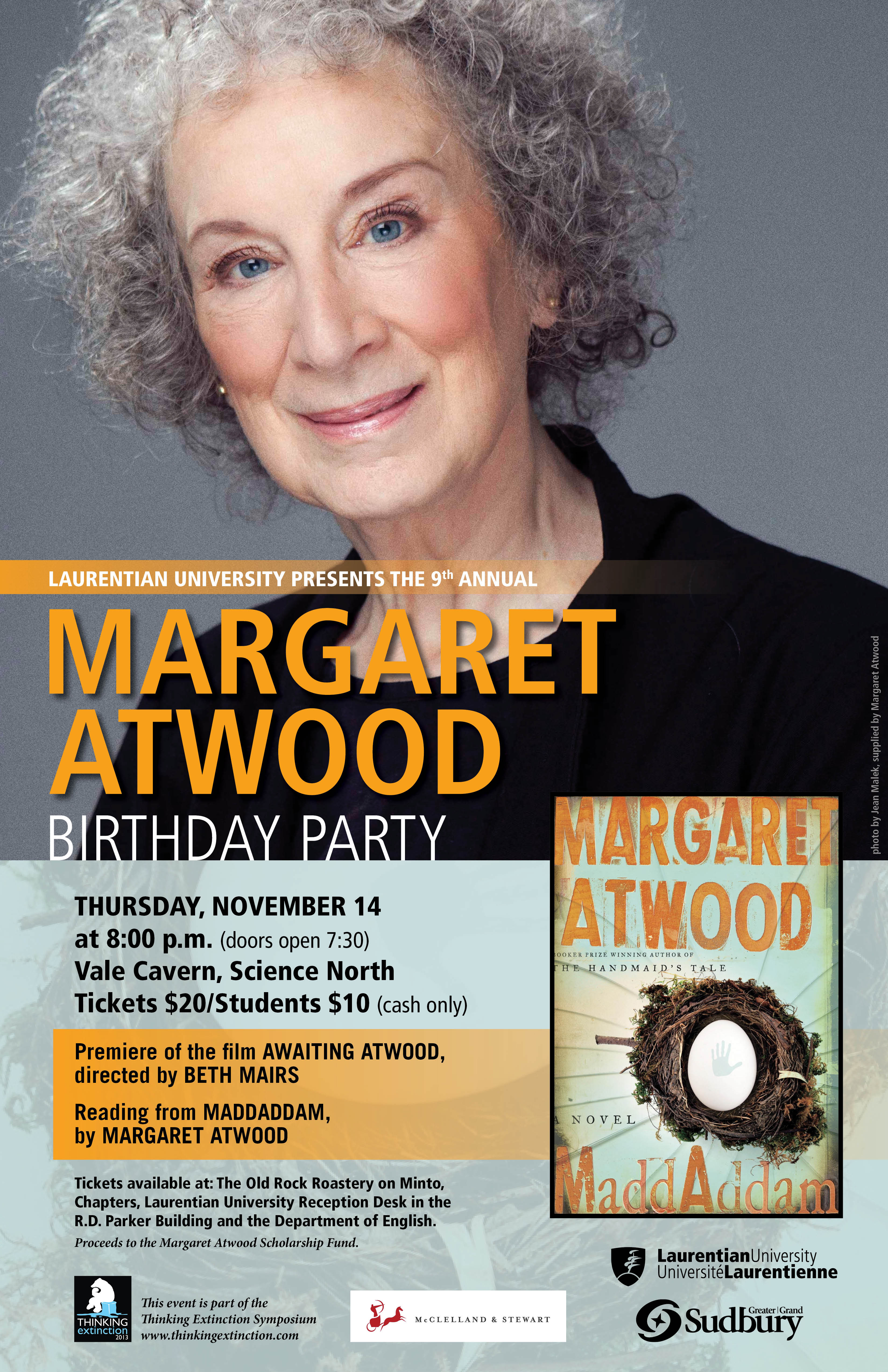 margaret atwood essayist